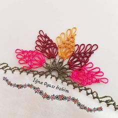 Hand embroidery Amazing Trick,Wow Easy Yellow Flower Embroidery Trick With Fork,Sewing Hack - Crochet Applique Biscornu Cross Stitch, Cross Stitch Patterns, Crochet Patterns, Minions Cartoon, Braidless Crochet, Candy Cane Decorations, Honeycomb Stitch, Crochet Shell Stitch, Diy Lip Balm