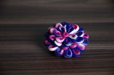 polymerclay Heart Ring, Brooch, Rings, Floral, Flowers, Jewelry, Jewlery, Jewerly, Brooches