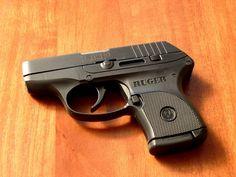 Ruger LCP in .380, the most badass pocket gun around