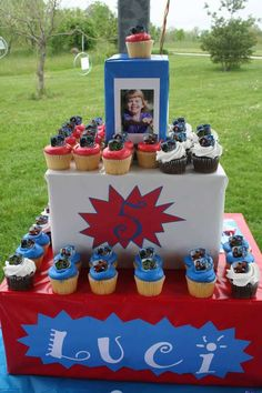 The Avengers Birthday Party Ideas | Photo 16 of 24 | Catch My Party