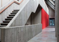 DR Danish Broadcasting in Aarhus by C.F. Møller Architects