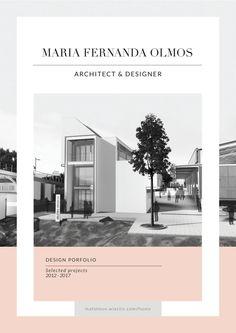 Maria Fernanda Olmos - Architecture + Design Portfolio 2017