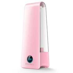 220V 6.5LWhite/Pink Intelligent Air Ultrasonic Humidifier Anion Aromatherapy Essential Oil Diffuser Machine With Remote Control