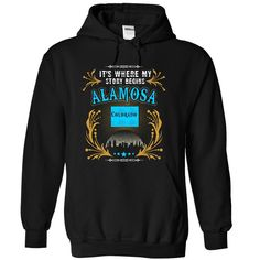 Alamosa - Colorado Place Your Story Begin 1303 T Shirts, Hoodies. Check price ==► https://www.sunfrog.com/States/Alamosa--Colorado-Place-Your-Story-Begin-1303-5353-Black-30199050-Hoodie.html?41382 $39
