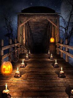 Retro Halloween, Halloween Kunst, Halloween Fotos, Halloween Artwork, Halloween Tags, Halloween Haunted Houses, Outdoor Halloween, Halloween Wallpaper, Scary Halloween