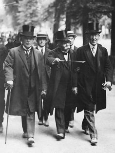 ... David Lloyd George, French prime minister Georges Clemenceau and US president Woodrow Wilson (Hulton