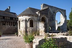 Le Prieuré de Saint Cosme - Demeure de Ronsard - Tours