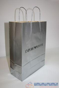 Bolsas con impresión personalizada