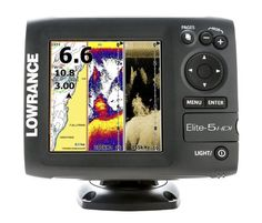 Save $ 19.01 order now Lowrance 000-11145-001 Elite-5 HDI Combo with Basemap and