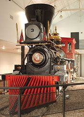 The General, Southern Museum of Locomotive & Civil War History, Kennesaw, GA