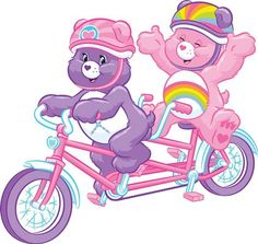 Care Bears:)