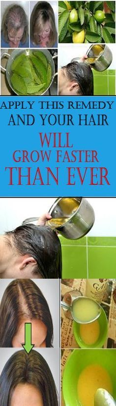 Apply This Remedy and Your Hair Will Grow Faster Than Ever - General Living Team
