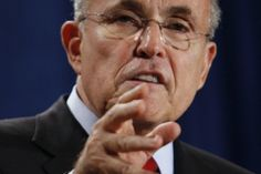"""Giuliani: """"White Police Officers Wouldn't Be There If You Weren't Killing Each Other""""...proof that """"don't start no shit, won't be no shit""""..."""