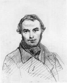 Shevchenko Self portrait 1845 See more in: http://britishlibrary.typepad.co.uk/european/2014/03/testament-translated-and-fulfilled.html