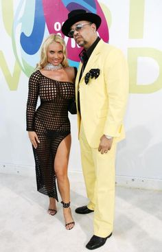 Ice T and Coco-After photos surfaced of Coco posed proactively with another man and a verbal spat between the husband and wife on social media, the two have survived and are still married.Couples who survived infidelity Ice T And Coco, Denise Austin, Perfect Gif, White Carpet, Girly Girl, Beauty And The Beast, Peplum Dress, Pin Up, Lady