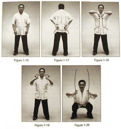 Qigong for Strengthening the Kidneys --- Energy flow is the most powerful (and simple) way I know to remove blockages and the Qigong exercises I would recommend as being most cost effective for overcoming fear Strengthening the Kidneys are... Repinned by www.academ.nl/ & www.medischeqigong.com #qigong #acupuncture #health