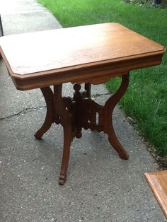 Love old tables......I have some great ones for sale.