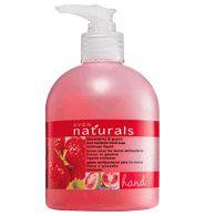 NATURALS Strawberry & Guava Antibacterial Liquid Hand Soap