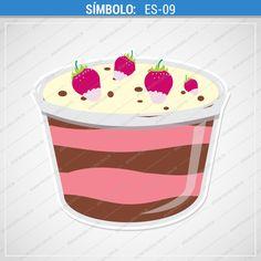 Modelos de Rótulos - Eliane Rótulos Study Organization, Templates, Cupcake Logo, Candy Labels, Vintage Advertisements, Catchphrase, Digital Art, Tags, Short Stories