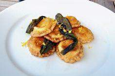 Shiitake and Arugula Ravioli | Recipe | Mushrooms, Back to and Be ...