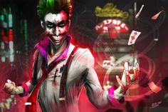 Why so serious? I always liked that quote along with the character. so here he is, The Joker! The Joker Marvel Dc, Joker, Batman, Deviantart, Fictional Characters, The Joker, Fantasy Characters, Jokers, Comedians