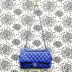 Our kind of blue Monday @chanelofficial #happymonday #yorkdalestyle