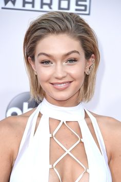 Gigi Hadid's New Bob Is Not What You Think