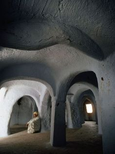 Mosque Meditation, Algeria