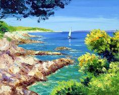 Jean Marc Janiaczyk, French Painter