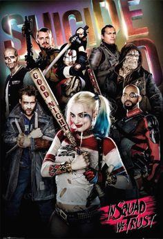 Harley Quinn Featuring The Suicide Squad