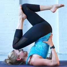 Uplifting Yoga Poses That Boost Your Mood You know that ahhh-mazing feeling you have when you walk out of your favorite yoga class? Well, these moves take those feel-good benefits to the next level.