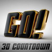 Creating A Stylish 3D Countdown Animation In Cinema 4D
