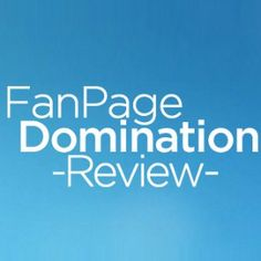 Fan Page Domination Review logo