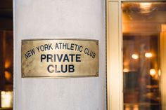 Welcome to the NYAC