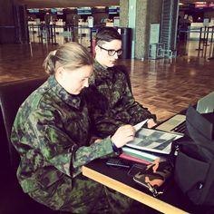 Viestintähommia. Kohteena Oulu. #erityistehtävä #paraati15 #paraatissaparasta #tj16 #ressu #intti Instagram Posts, Fictional Characters, Fantasy Characters