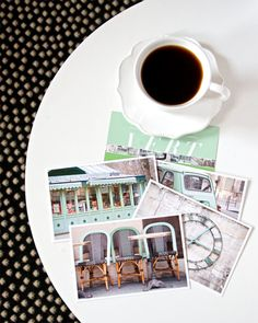 Paris Postcard Set by The Paris Print Shop