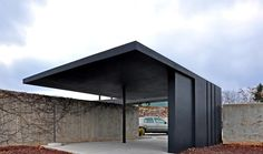 Layton Pavilion, Greenfield, WI, by Johnsen Schmaling Architects. Pavillon.    Johnsen Schmaling Architects