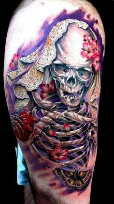 40 skeleton tattoo designs · Skullspiration.com - skull designs, art, fashion and moreSkullspiration.com – skull designs, art, fashion and more