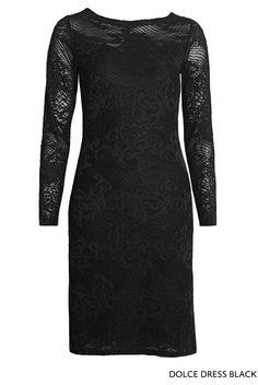 Dolce Dress Black von KD Klaus Dilkrath #kdklausdilkrath #dolcedress #black #party #newyearseve #christmas #chic #glamour #outfit #kdklausdilkrath #kd #dilkrath #kd12 #outfit