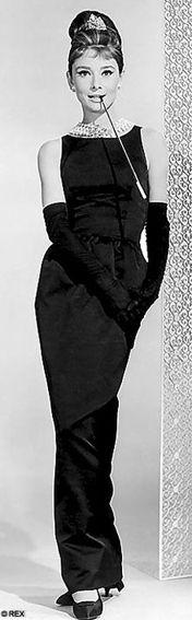 Хебберн ретро платье