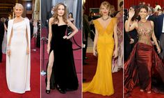 Here, a few of the brightest moments from the world's most famous red carpet.