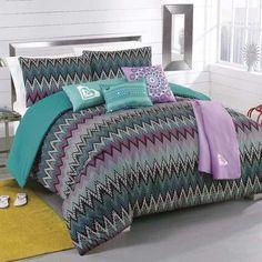roxy comforter sets for teens | Roxy Tribal Dash Bedding By Roxy Bedding, Comforters, Comforter Sets ...