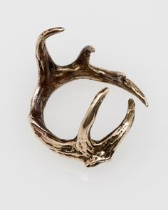 antler ring.  yes.  found via youaretheriver.com, via, of all places, gwenyth paltrow's blog.