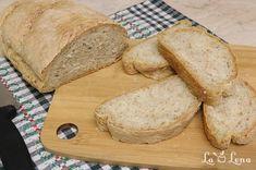 Pâine din 4 ingrediente, pentru începători - pas cu pas - LaLena.ro Doughnuts, Bread, Recipes, Food, Home, Breads, Baking, Meals, Eten