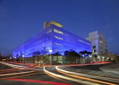 New World Symphony Garage | Credit: Raymond Jungles, INC (Miami Beach, Florida)