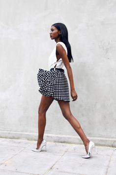 natashandlovu: Natasha Ndlovu - silver shoes