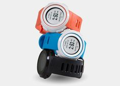 Magellan Echo Smart Running Watch - The Magellan Echo is designed to communicate with your smartphone, it connects to your device via Bluetooth, and is designed to work with a number of fitness apps. | Geeky Gadgets