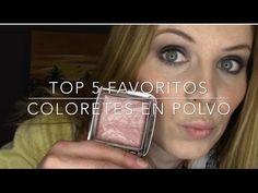 Top 5 Coloretes 2011 - YouTube