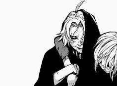 Tokyo Ghoul: re, manga, Takizawa Seidou and Mado Akira