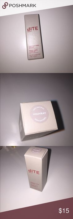 """Brand New Bite Beauty Lipstick """"Vouvray"""" Brand new in box. Never been used, swatched, or touched. Authentic. Feel free to make an offer! Kylie Cosmetics Makeup"""